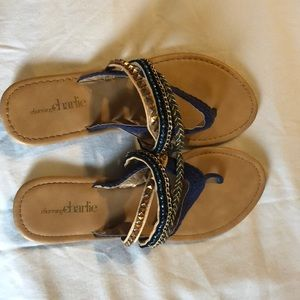 Charming Charlie Sandals